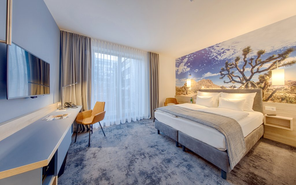 Best Western Hotel Wiesbaden Doppelzimmer
