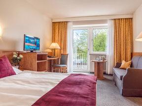Hotel Am Moosfeld Doppelzimmer 7