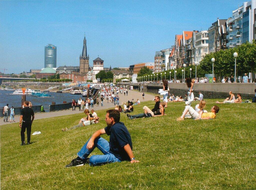 Reisepakete Düsseldorf