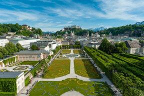 Mirabellgarten - Salzburg Tourismus