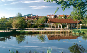 Bodenmais Stadtpark