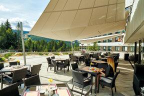 Harmony Club Hotel-Restaurant Classico-Terasse