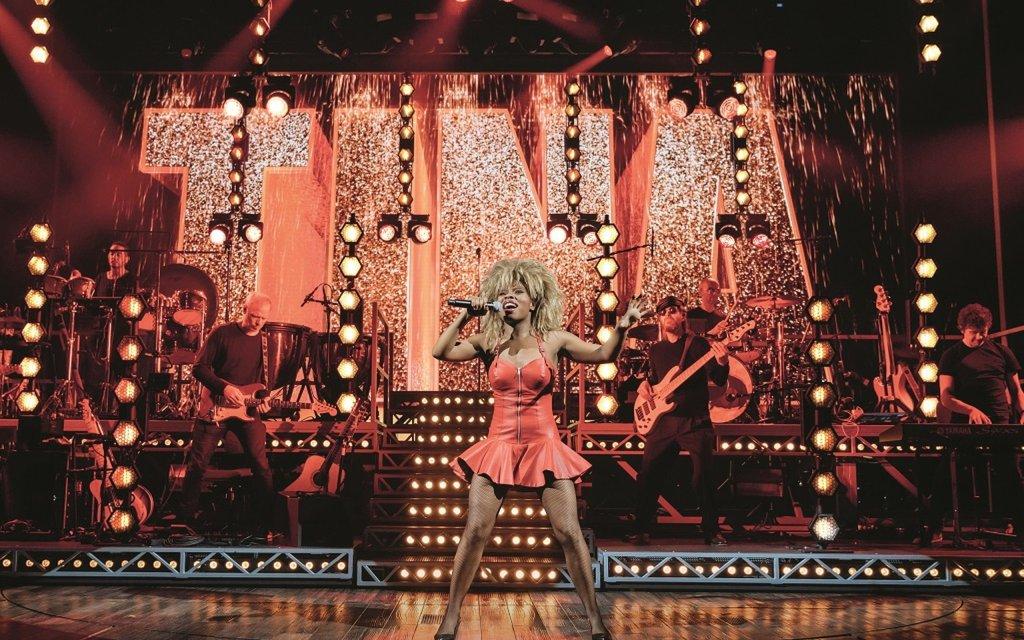 Musical Szene von Tina Turner