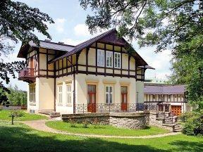 Villa Friedland Restaurant Valdstejn