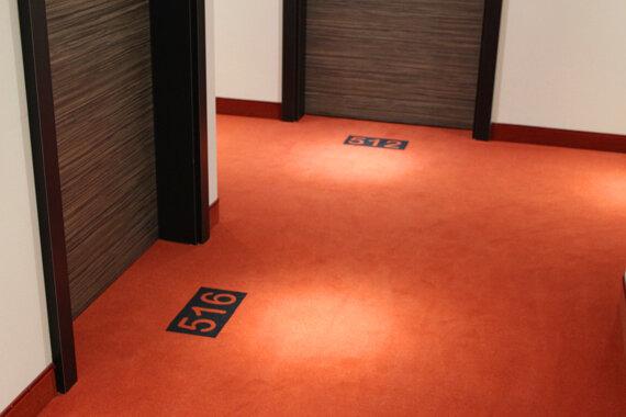 Fußboden Detail
