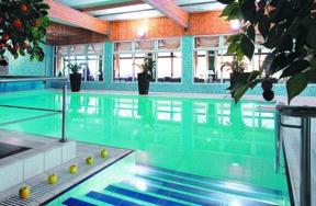 Schwimmbadkomplex
