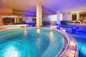 GHP Jacuzzi, Pool mit Thermalwasser