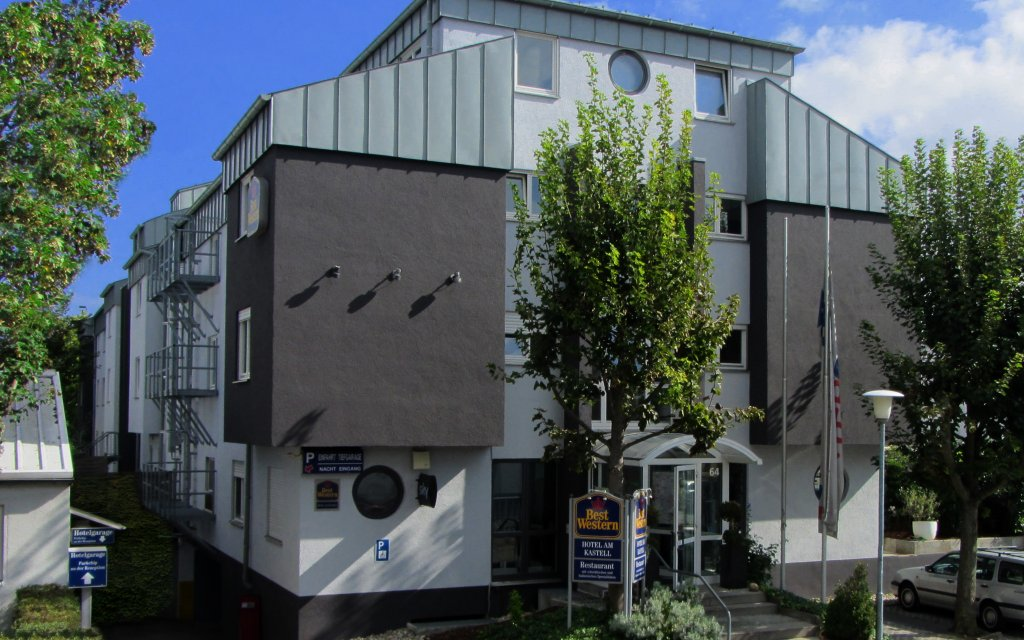 BEST WESTERN Hotel am Kastell Heilbronn Außenansicht