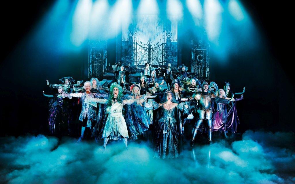 Tanz der Vampire Musical in Stuttgart