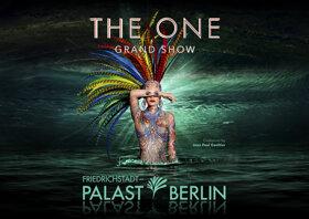 Erleben Sie die Show-Revuelution in Berlin!