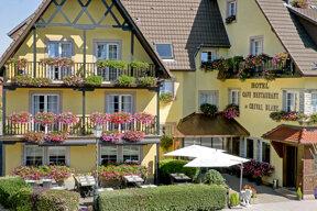 Hotelfassade BW Au Cheval Blanc (2)