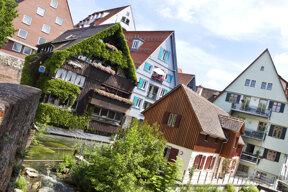 Fischerviertel (2) C Ulm Neu-Ulm Tourismus GmbH