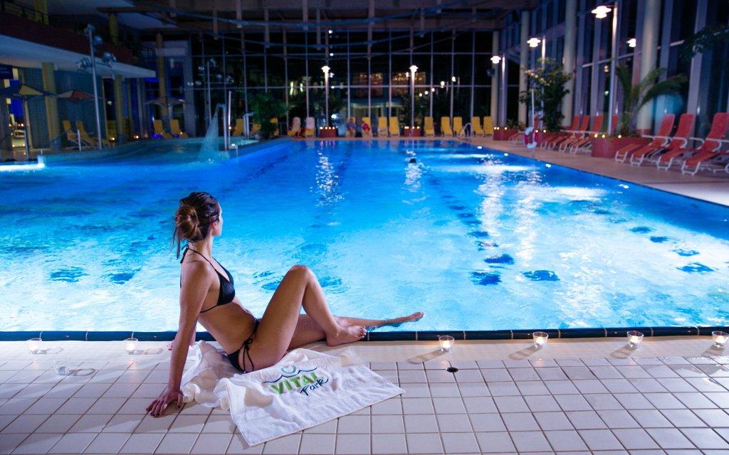 Hotel am Vitalpark Heilbad Heiligenstadt Pool Hallenbad