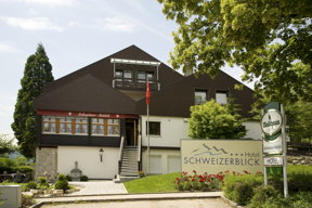 Hotel Schweizerblick Aussenansicht 2