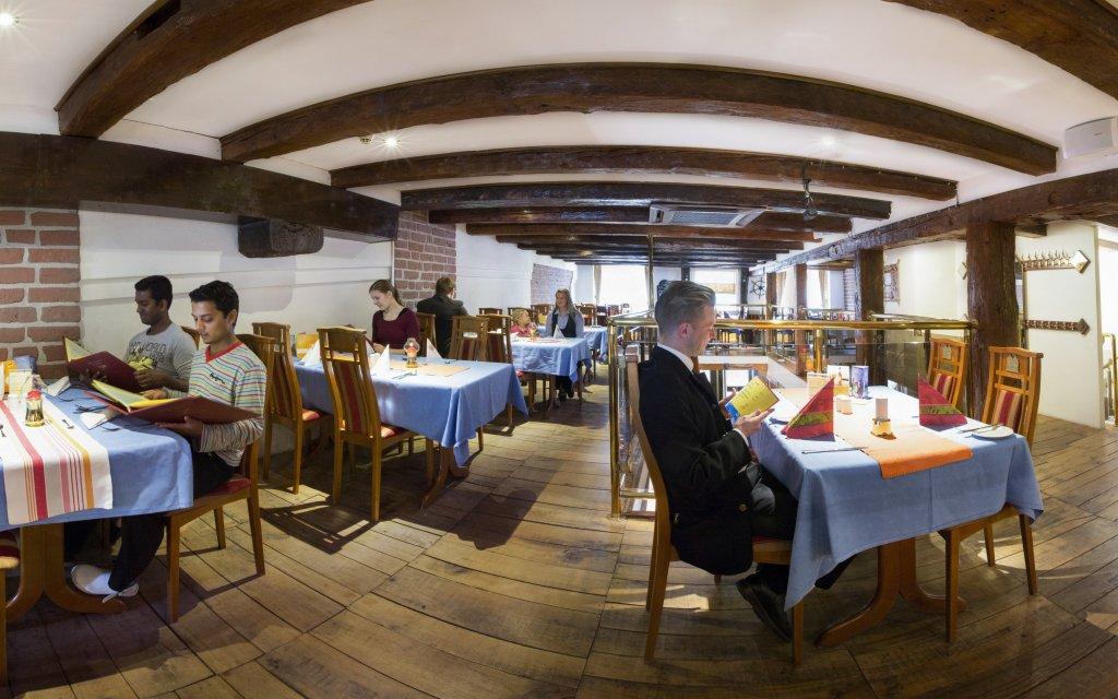 Wismar Hotel Alter Speicher Restaurant