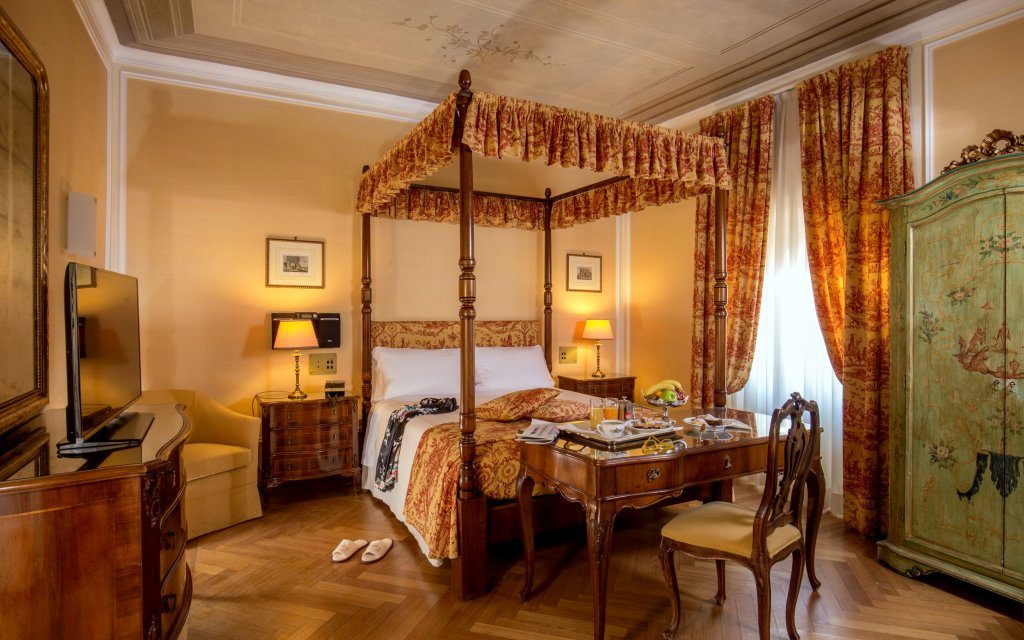 Rom Hotel Canada Zimmer Doppelzimmer