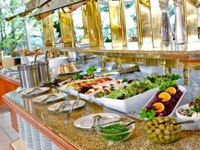 Restaurant Abendbuffet c Hotel