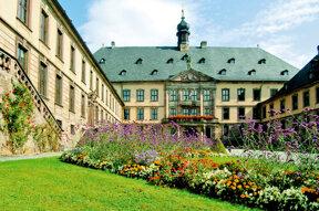 Fulda Stadtschloss Ehrenhof