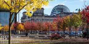 Städtereisen im Herbst