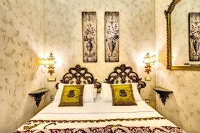 Hotel Romanico Palace - Zimmer neu