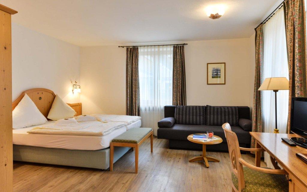 Ambach Landhotel Huber am See Zimmer Doppelzimmer
