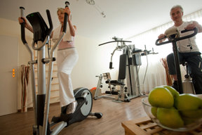 Panland Fitnessraum