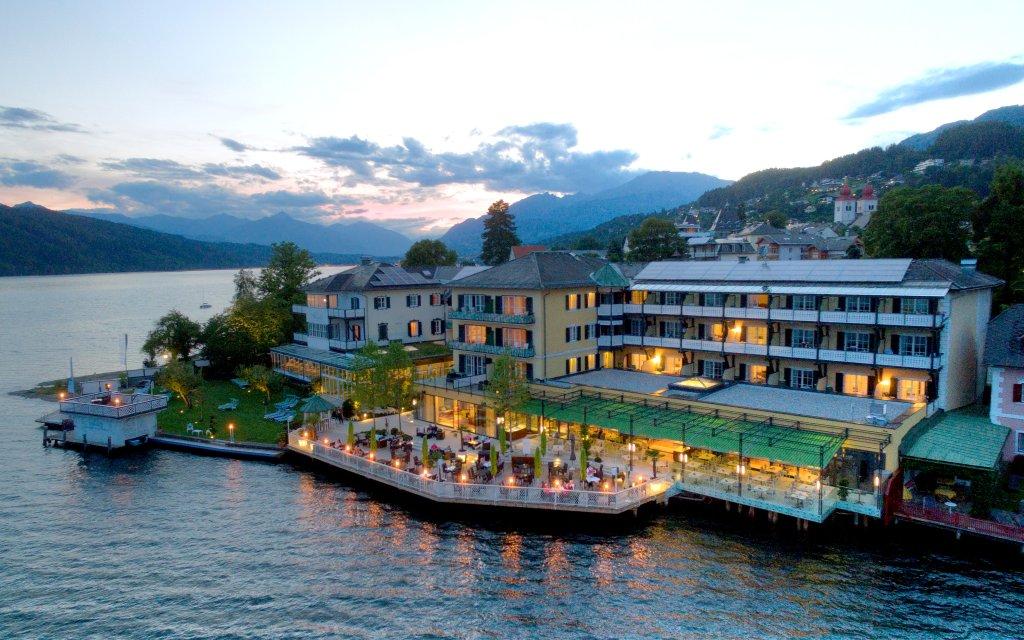 Millstatt Hotel am See – Die Forelle aussen Außenaufnahme