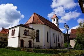 Wallfahrtskirche Heiligenbronn