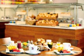 Frühstücksbuffet Mercure Hotel Bonn-Hardtberg