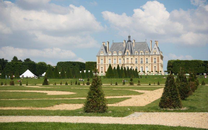Parc de Sceaux mit Château