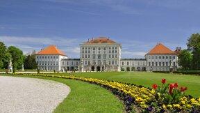 Schloss Nymphenburg ©J Lutz, München Tourismus