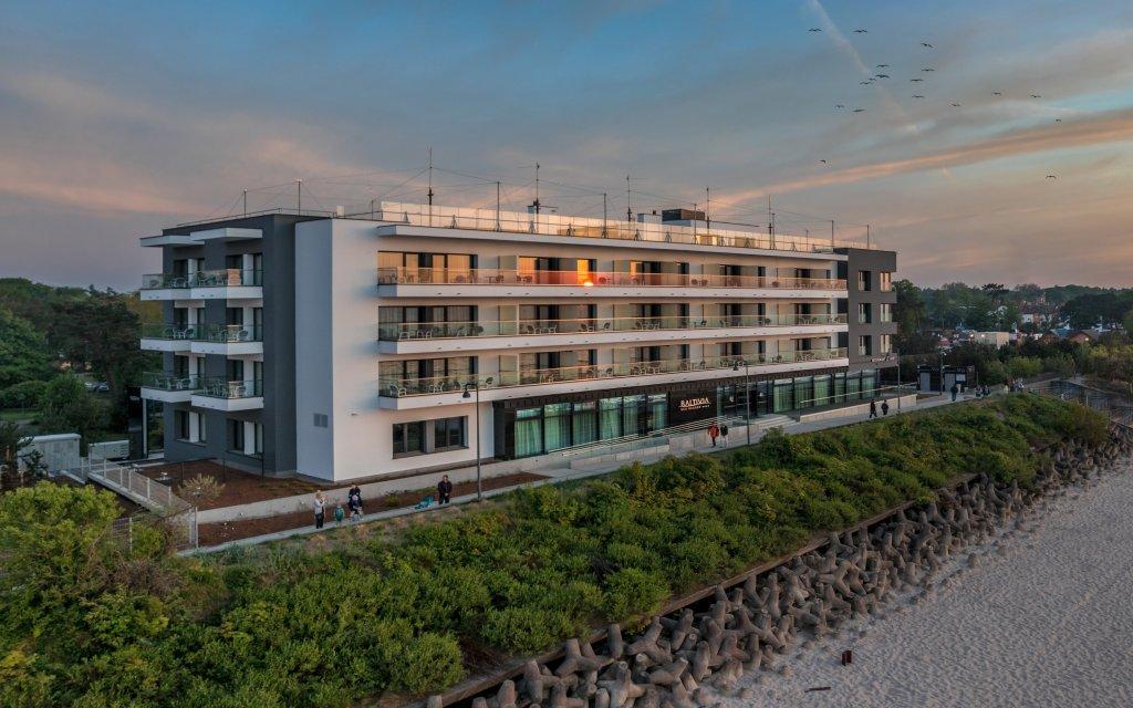 Mielno - Groß Möllen Baltivia Sea Resort Außenansicht