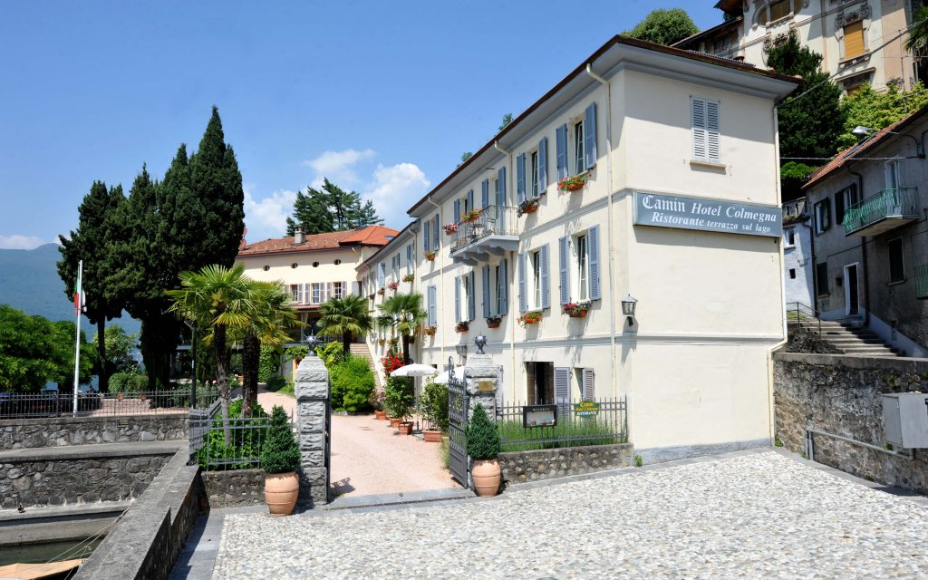 Luino Camin Hotel Colmegna