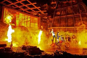 Flammen © Stage Entertainment