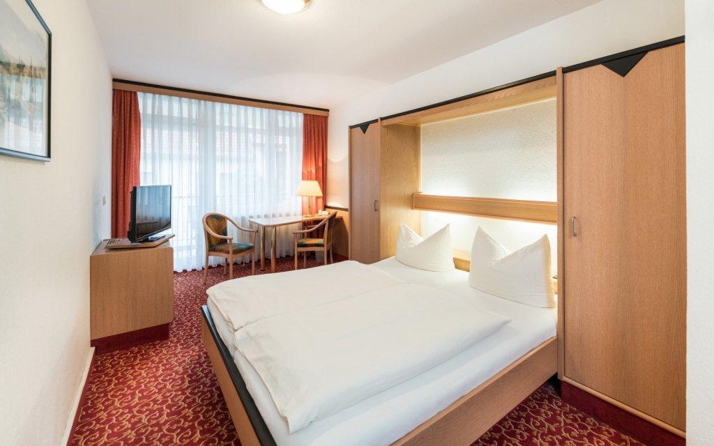 Eisenach Hotel am Markt Zimmer Doppelzimmer