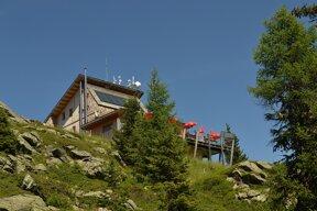 Hochsteinhütte Hochstein Pixabay