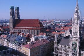 Marienplatz flach