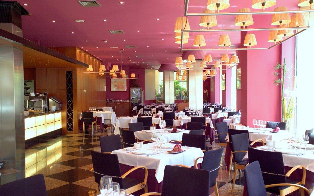 abba Hotel Sants Restaurant