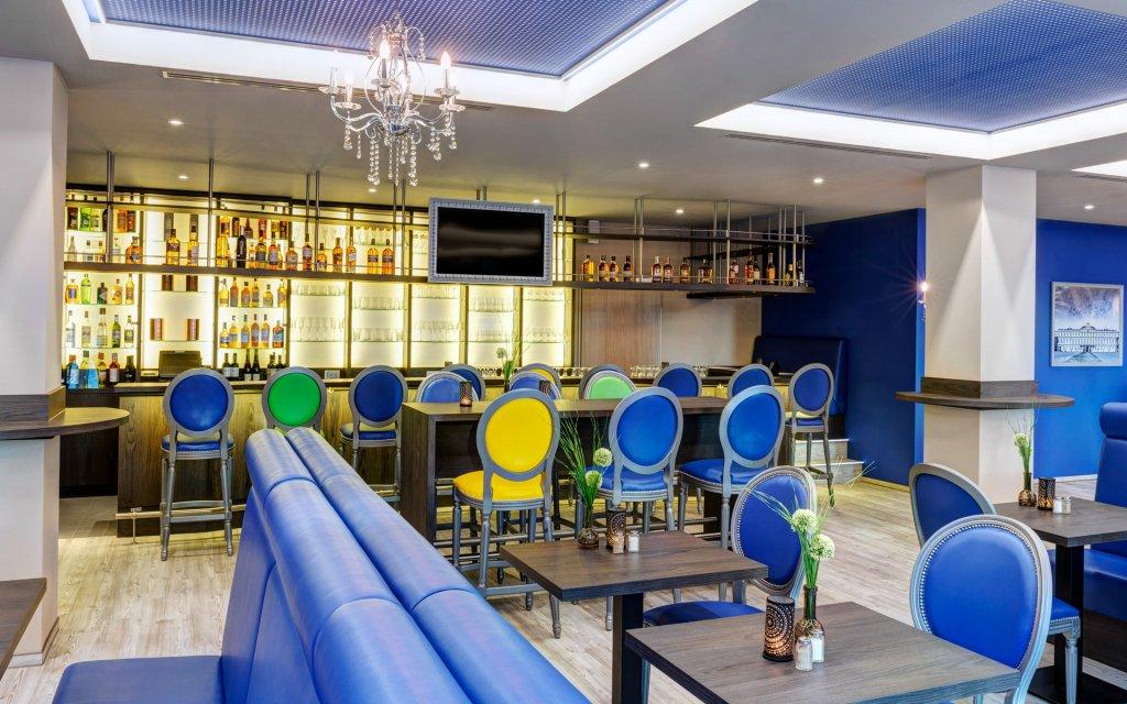 ibis Styles Rastatt Bar Lounge