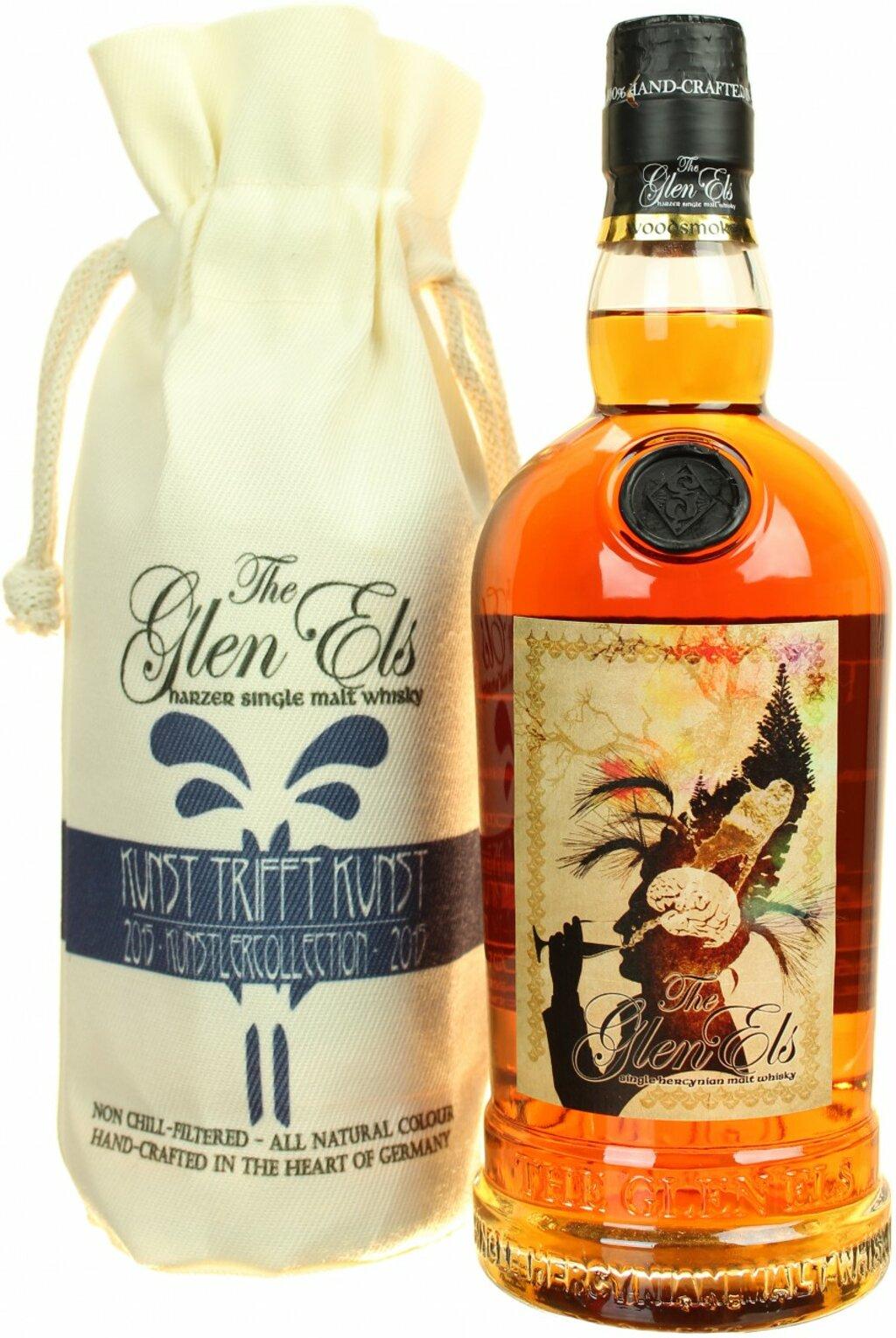 Glen Els Whisky Künstleredition c Whiskyzone