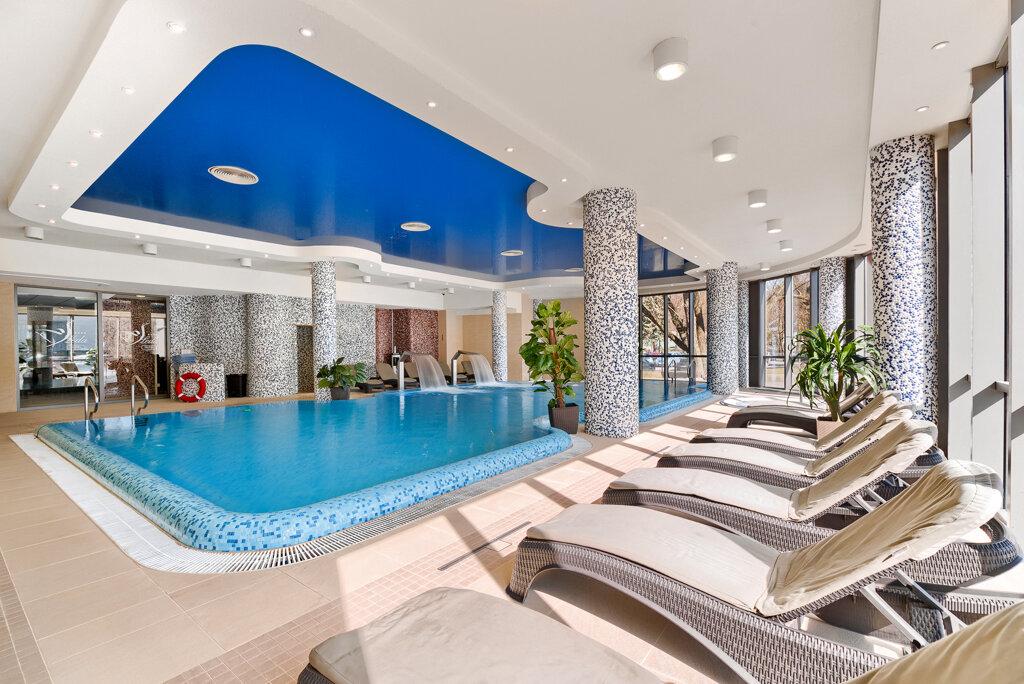 Kolberg Hotel Leda SPA Pool Hallenbad