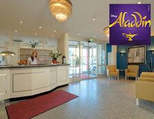 Aladdin Musical Stuttgart Mit Hotel 2 Ubernachtungen Inkl Ticket