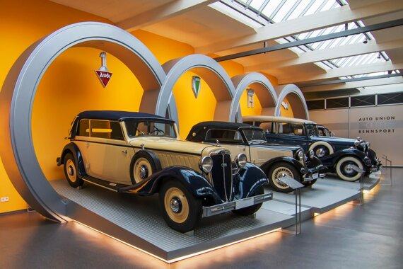 August Horch Museum c Kultur, Tourismus und Messebetriebe Zwickau GmbH, Matthias Rose
