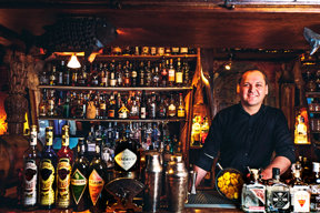 Boutique Hotel Lippischer Hof Bad Salzuflen 2019  Cocktailbar Spirit of India
