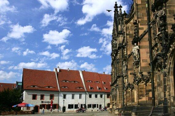 Priesterhäuser am Dom St. Marien c Kultur, Tourismus und Messebetriebe Zwickau GmbH, Matthias Rose