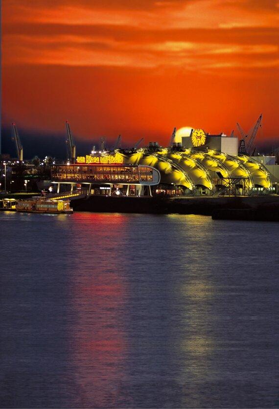 Theater im Hafen © Stage Entertainment