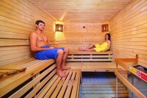 Aqua Park Spindl-finische Sauna