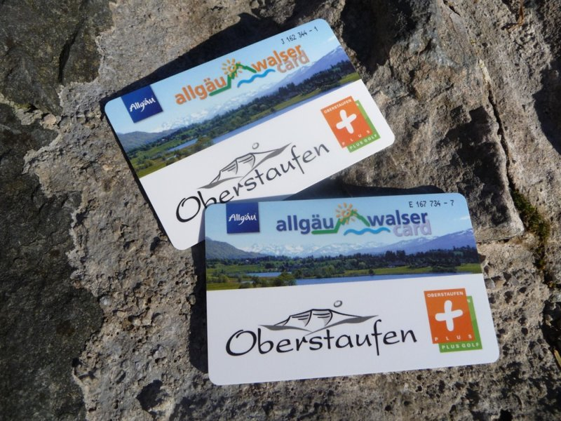 Oberstaufen PLUS Card