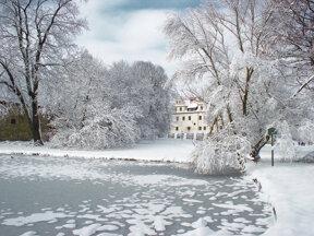 schkopau park winter