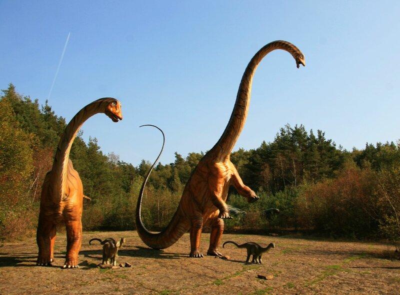 Dinosaurier-Park in Münchehagen